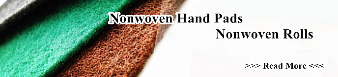 Nonwoven Hand Pads & Rolls